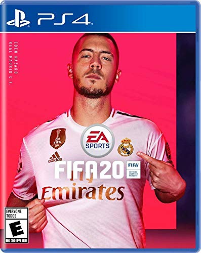 FIFA 20 Standard Edition soccer gift