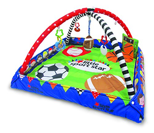 Little Sport Star All Sports Play Gym review
