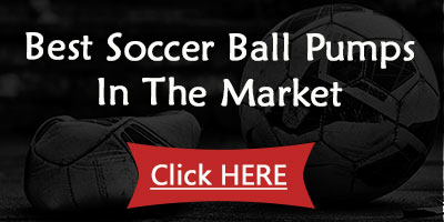 best soccer ball pumps