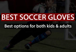 Best Soccer Goalkeeper Gloves in 2020: With Finger Protection