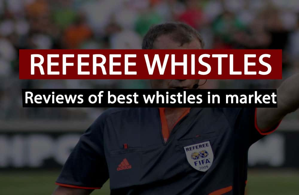 best referee whistles reviews