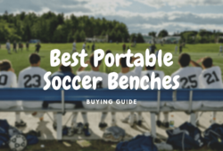 Best Portable Soccer Benches In 2020