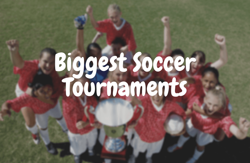 biggest soccer tournaments
